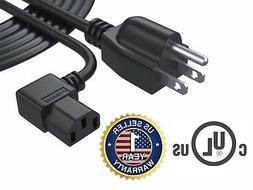 12Ft 3Prong AC Power Cord for Samsung Insignia Vizio Sharp P