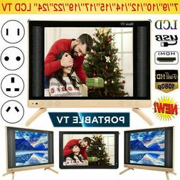 14''/15''/17''/19''/22''/24'' HD LCD TV Protable Smart Digit
