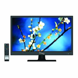 "15"" LED LCD 1080p FULL HDTV TV TELEVISION 12V MULTI-USE CAR"
