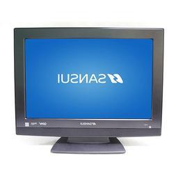 Sansui 19'' Class LCD Hdtv w/ Digital Tuner HDLCD1908