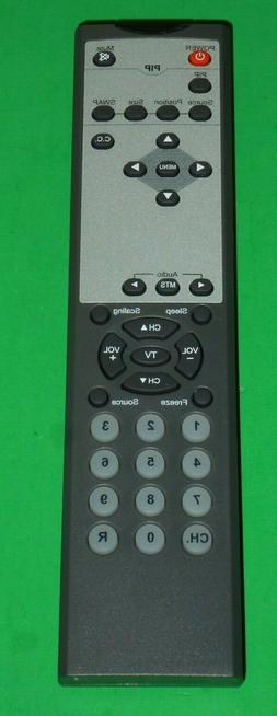 WESTINGHOUSE 290270012011 DIGITAL LCD TV REMOTE CONTROL WXV-