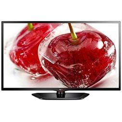 """LG 32LJ500 32"""" HD Multi System LED TV 110-240 Volt w/ Free H"""