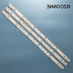 3pcs LED Backlight Strip 6 lamp for 28 INCH LCD TV DLED28SJ3