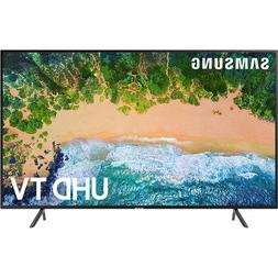"Samsung UN40NU7100FXZA Flat 40"" 4K UHD 7 Series Smart LED TV"