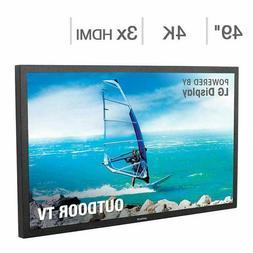 """Peerless-AV Neptune 49"""" Class  Outdoor 4K UHD LED LCD TV"""