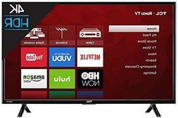 """TCL 43S403 43"""" 4K UHD HDR Roku Smart LED TV"""