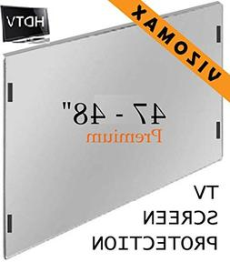 47 - 48 inch Vizomax TV Screen Protector for LCD, LED & Plas