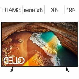 "Samsung 49"" Class - Q6D Series - 4K UHD QLED LCD TV, Model"