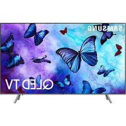 """Samsung 49"""" Q6 Series QLED 4K UHD Smart TV, w/ Wi-Fi & Bluet"""