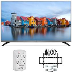 LG 49LF5400-49-inch Full HD 1080p LED HDTV Flat Wall Mount B