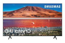 "Samsung UN50NU7100 Flat 50"" 4K UHD 7 Series Smart TV 2018"