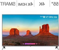 LG 55' Class  4K Ultra HD LED LCD TV