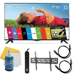 55UB8200 - 55-inch 4K Ultra HD Smart LED TV Plus Tilt Mount