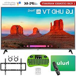"""LG 55UK7700PUD 55"""" Class 4K HDR Smart LED AI UHD TV w/ThinQ"""