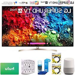 "LG 65SK9500PUA 65"" Super UHD 4K HDR AI Smart TV w/Nano Cell"