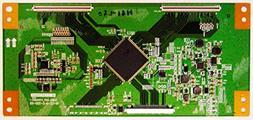 SANSUI 890.CON-55C0000-9H T-CON BOARD FOR SLED5515W