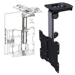 "Cmple - Ceiling Cabinet TV Mount for 17-37"" LED,LCD, PLASMA"