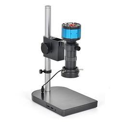 Digital VGA AV TV Industry Lab Microscope Camera Kit C-Mount