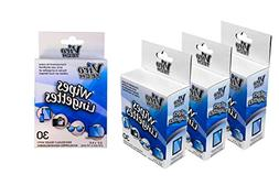 Electronic Screen Cleaning Wipes for LCD Screen, TV, Laptop,