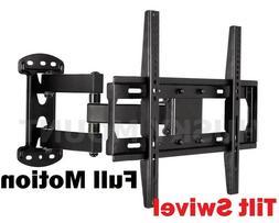 """Full Motion Tilt Swivel TV Wall Mount 24 32 40 42 47 50 55"""""""