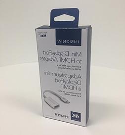 Insignia™ - Mini DisplayPort-to-HDMI Adapter