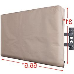 "Kuzy TV Cover 55"", Display Weatherproof Outdoor TV Cover Pro"