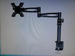 Monoprice 105402 3-Way Adjustable Tilting Monitor Desk Mount