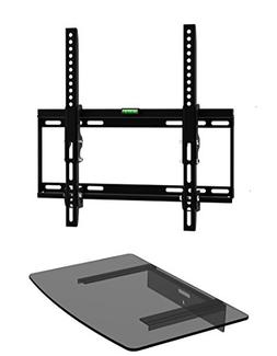 Mount Plus 322STEDV Ultra Low Profile LCD LED Plasma TV Tilt