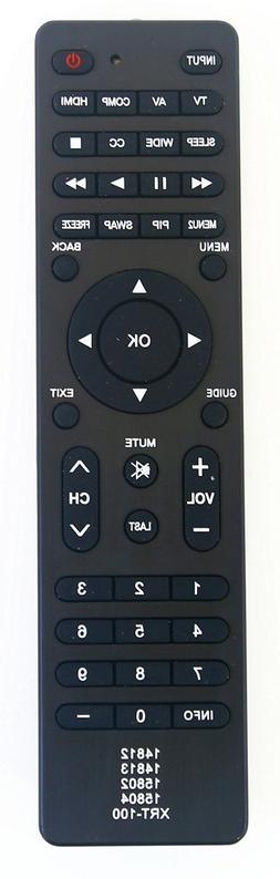 New Nettech XRT100 Universal Remote Control for All VIZIO BR