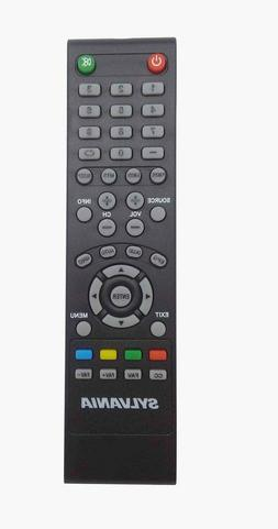 Original New Sylvania TV Remote works with Most of Sylvania
