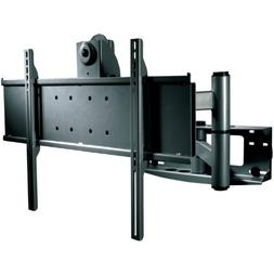 Peerless 32 - 50 Inches Full-Motion Plus Wall Mount, Black