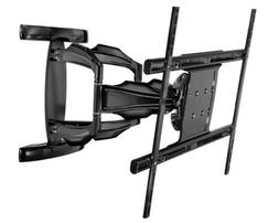 Peerless Full-Motion Plus Wall Mount for 50-Inch - 80-Inch F