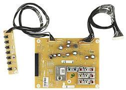 "Sanyo 50"" DP50842-00 1LG4B10Y1040A Z6WE LCD Analog Power Sup"