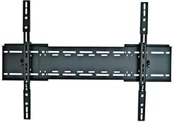 Xtrempro Low-Profile Fixed TV Wall Mount w/ Bubble level, Ti