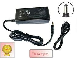 AC Adapter For Toshiba 14 15 17 20 inch LCD TV/DVD Combo 14D