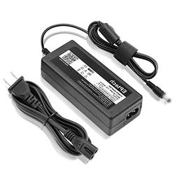 Barrel round plug tip 19V AC / DC Adapter For Sanyo CLT1554