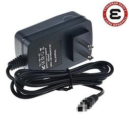 SLLEA 4ft Small AC DC Adapter for Sharper Image #ML600 7 LCD