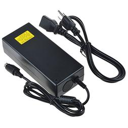 PK Power 4-Pin DIN 24V 6A AC / DC Adapter For JVC LT-23X576
