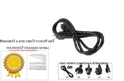 """UpBright NEW AC Power Cord Outlet Socket Cable Plug For 19"""""""
