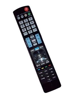 AKB72914048 3D TV Remote Control Replaced for LG 42LW450U AK