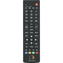 DSK TV Supply AKB73715608 Remote Control for LG LED/LCD TV's