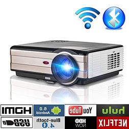 android projector wifi bluetooth support