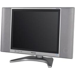 Sharp Aquos LC-13B6U-S 13-Inch Flat-Panel LCD TV