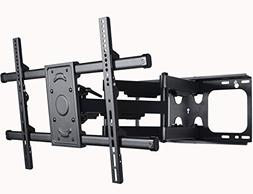 VideoSecu Articulating Arm LCD/LED TV wall Mount Fits most S