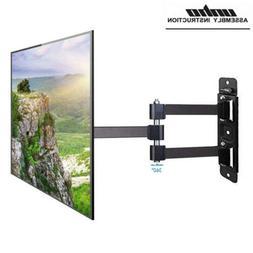 """Articulating Full Motion TV Wall Mount Tilt Swivel For 17""""20"""