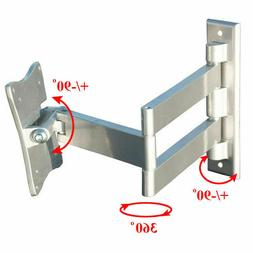 Articulating LED LCD TV Monitor Wall Mount 19 22 23 24 26 27
