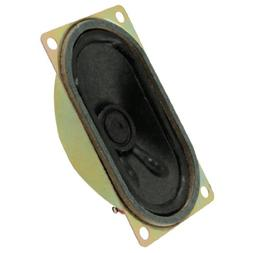 uxcell Audio Equipment 70mm x 40mm Square Frame 5W 8 Ohm LCD
