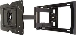 Basics Heavy-Duty, Full Motion Articulating TV Wall Mount fo