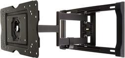 basics heavy duty full motion articulating tv