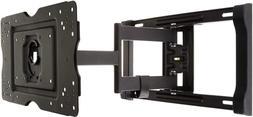 Basics Heavy-Duty, Full Motion Articulating TV Wall Mount fo